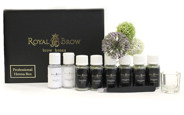 Royal Brow хна